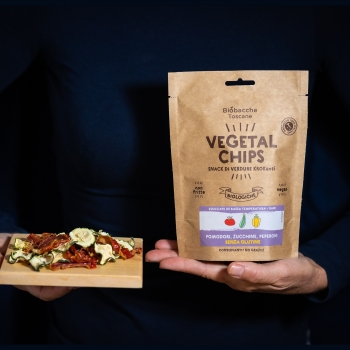 Vegetal Chips snack di...