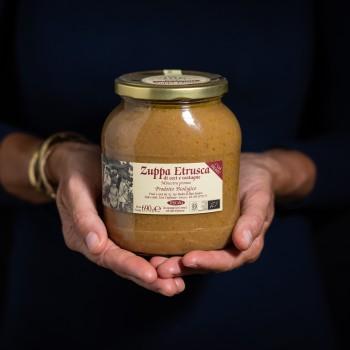 Zuppa Etrusca di Ceci e...